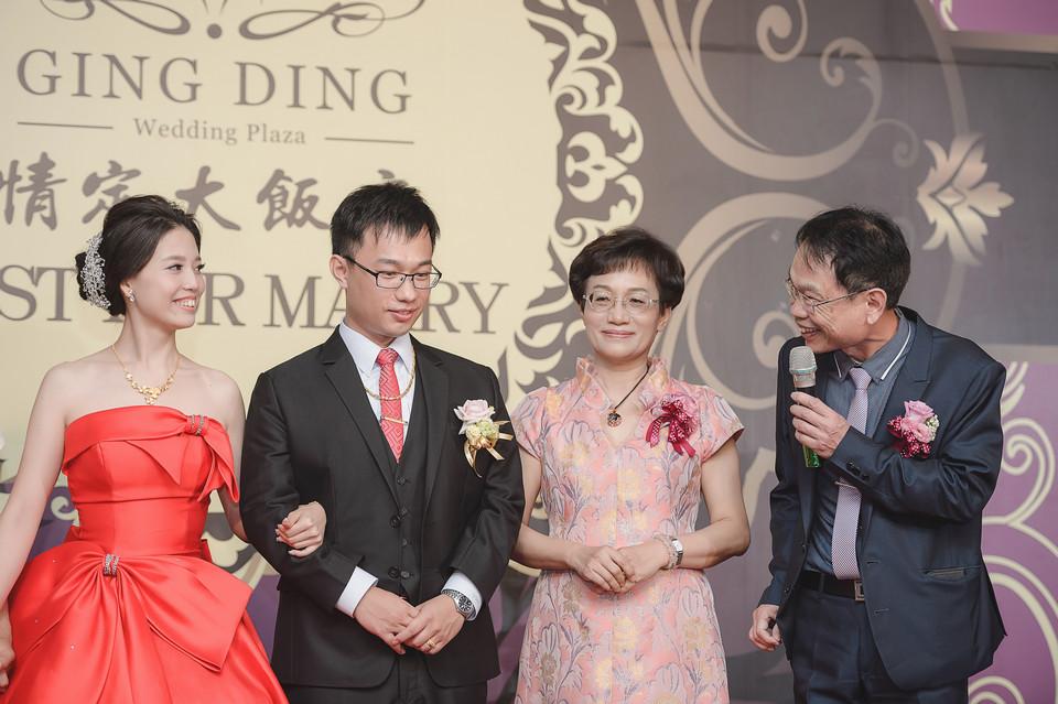 婚禮攝影-台南情定婚宴城堡永康館-48