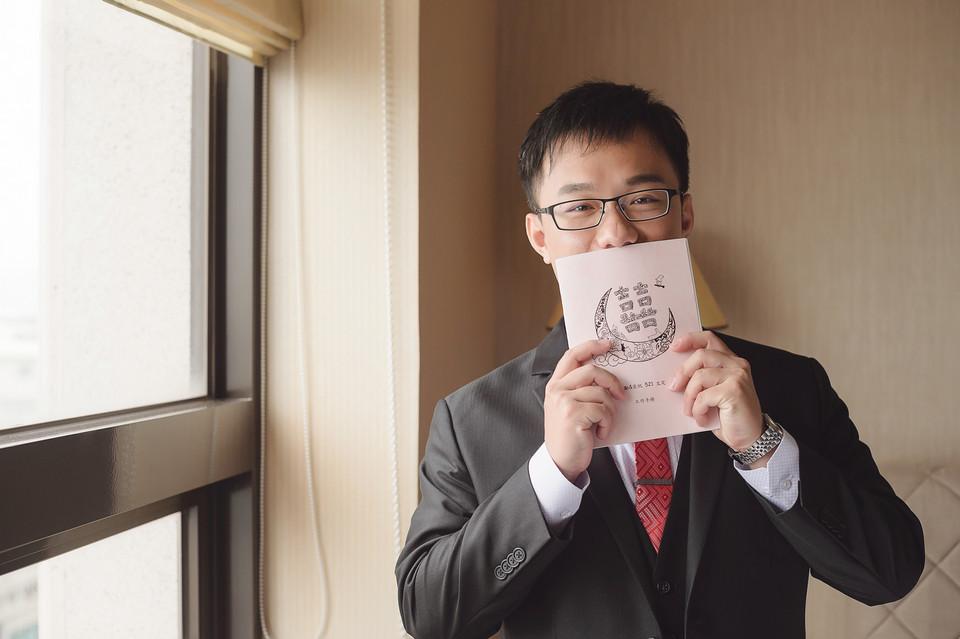 婚禮攝影-台南情定婚宴城堡永康館-13