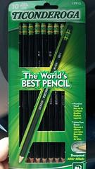 2016-06-04 122143 (patrick_schultz123) Tags: black june pencil dixon ticonderoga worldsbest 2016