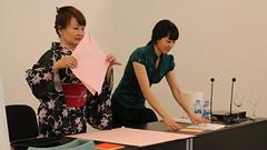 """Taller """"Japn a travs de los 5 sentidos"""" (AULA DE LAS ARTES) Tags: collage japn crculodebellasartes gestincultural escueladelasartes"""
