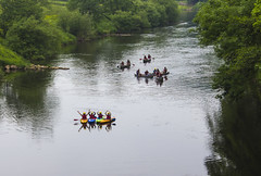 365Project - 156/366 (jenwuk) Tags: river kayaking 365 hen wye 365projet