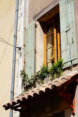 (Marine) Tags: france window village aude  southoffrance  southernfrance suddelafrance     sallledaude