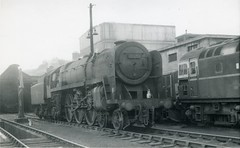img768 (OldRailPics) Tags: robin steam perth hood british locomotive railways 63a 70038