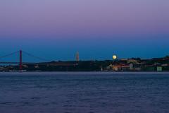 Summer Solstice Full Moon @Lisbon (lara_1012) Tags: summer moon portugal lisboa lisbon full solstice