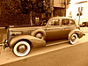 1938 Buick Series 90 (kenjet) Tags: auto old classic car sepia vintage buick automobile 1938 transportation vehicle series90 1938buick buickseries90 1938buickseries90