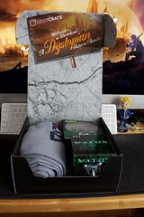Loot Crate  June 2016  Dystopia (Chris Miller) Tags: june dystopia 2016 lootcrate