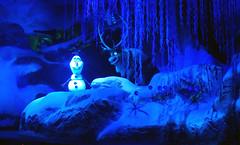 (CptSpeedy) Tags: walt disney world epcot frozen norway darkride attraction anna elsa kristof sven olaf orlando florida wdw vacation fun snow ice fairytale magic