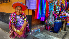 The Mayan Lady (The Happy Traveller) Tags: guatemala lakeatitlan centralamerica mayan people cultures colourartaward coloursplosion
