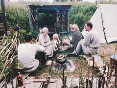 时空旅人 (princessmissc) Tags: storytelling timetraveler vikingvillage