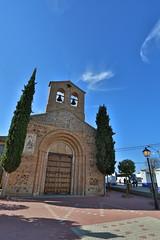 cute church (HDH.Lucas) Tags: sky cloud cute church town spain lucas espana