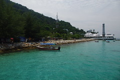 Mosque, Perhentian Islands, Malaysia (ARNAUD_Z_VOYAGE) Tags: city sea west nature landscape islands coast boat asia state south capital east national malaysia federal perhentian terengganu territory northeastern kecil besar