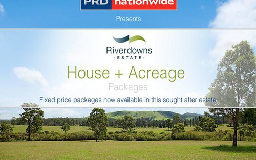 12 Oxbow Place (Lot 3006), Clarence Town NSW