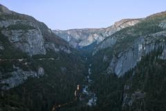 Yosemite National Park (Rigsby'sUniquePhotography) Tags: california lighting longexposure travel landscape waterfall nationalpark explore yosemite bluehour canon70d