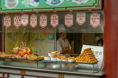 Shanghai streets 19 (stevefge) Tags: china shanghai street food people candid