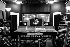 Adelphi (Zoe Vivienne) Tags: music fish eye studio control desk room production mixing recording