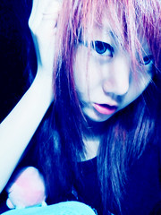 SKYLER'S (17) (LEECHINHWA l skyler) Tags: red cute girl beautiful hair doll pretty mask sweet russia gray korea korean lee kawaii spike uzbekistan chin skyler hwa pika lenses taki takumi bestface chinhwa ulzzang uljjang ohljjang leechinhwa