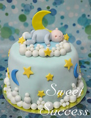 Dreamland 3 (sweetsuccess888) Tags: baby moon dedication cake stars cupcakes christening dreamland babyshower babyboy skyblue baptismal cupcaketower celebrationcake sweetsuccess customizedcake customizedcupcakes