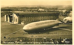 LZ-127 Graf Zeppelin (lazzo51) Tags: aviation science blimps airships zeppelins luftschiff dirigibles grafzeppelin lz127