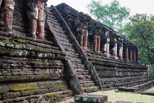 Ruins of Kamphaeng Phet_09