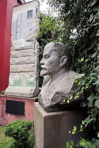 MEXICO-ALEMANIA-MUSEO-SOCIALISMO ©  kudinov_dm