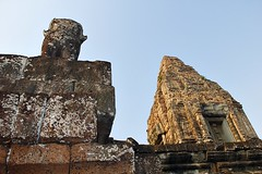 _MG_0902 (wombat.nyc) Tags: city sculpture brick architecture temple early ancient sandstone cambodia vishnu khmer buddha buddhist east siem reap timothy angkor wat hindu complex basrelief prerup templemountain preah 961 laterite 962 fischetti mebon khmerking rajendravarman devatas gopuras pisnulok turnthebody
