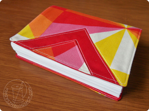 Colorful geometric journal