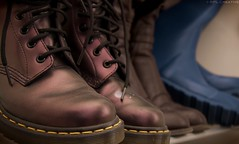 16-05-2013 / Dormant Toes (RPL Creative) Tags: leather boot shoe shoes dof boots rubber doc wellies docs wellingtons drmartens docmartens martens project365