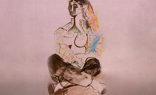"""Odaliscas (Mujeres de Argel) yuxtaposición y deconstrucción de Pablo Picasso (1955), síntesis de Roy Lichtenstein (1963). • <a style=""""font-size:0.8em;"""" href=""""http://www.flickr.com/photos/30735181@N00/8746885591/"""" target=""""_blank"""">View on Flickr</a>"""