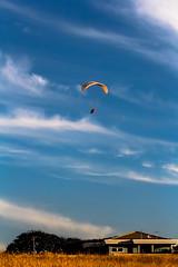Paramotor/motor paraglinder (Junior AmoJr) Tags: blue sky moon color sport teal radical paraglider gettyimages parapente hanggliding asadelta atibaia pedragrande esportesradicais bigstone gettyimagesbrazil amojr junioramojr oliveirajunior