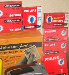 Phillips Flash Bulbs  Eastbourne  19/05/13. (Ledlon89) Tags: