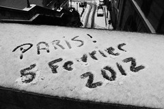 Winter in Paris (Shaun Pham) Tags: travel winter blackandwhite bw paris france europe