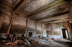 Urbex Villa della B. (Brrr Urbex - www.preciousdecay.com) Tags: urban abandoned decay exploring eerie haunted spooky explore exploration derelict hdr ue urbex villadellab