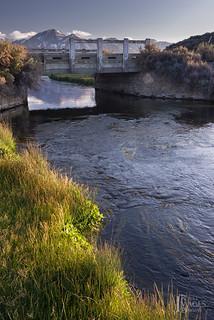Bridge Over Tranquil Water
