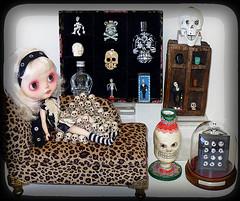 Johanna's room....
