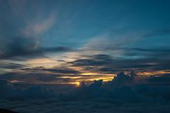Sunset over Haleakala Crater - Maui (ExtremeRod) Tags: sunset clouds volcano hawaii maui haleakala crater