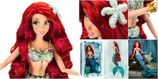 Limited Edition Ariel Doll