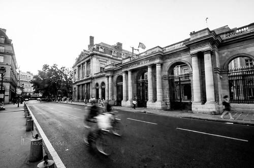 Conseil d'Etat con biciclette
