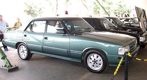 Opala Diplomata SE 1992 verde