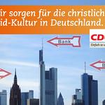 CDU-Themenplakat: Leitkultur thumbnail