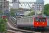 5598, West Ham, May 16th 2013 (Southsea_Matt) Tags: londonunderground incline westham c69 5598 cstcok