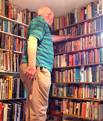 128-365 (Year 7) Sorting my poetry books