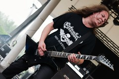 "Fleshcrawl @ Rock Hard Festival 2013 • <a style=""font-size:0.8em;"" href=""http://www.flickr.com/photos/62284930@N02/9615009517/"" target=""_blank"">View on Flickr</a>"