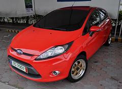 2013 Ford Fiesta (cr@ckers43) Tags: cebusugbu