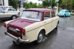 1961 FIAT 1100 (SergiuSV) Tags: auto car sedan beige automobile purple fiat romania petrol cluj clujnapoca 1100 berlina 1100d worldcars