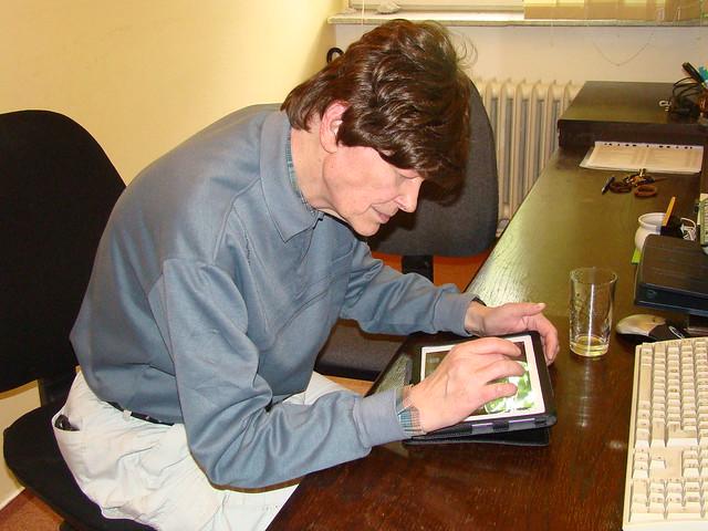 Thumbnail for Je iPad vhodnou technologií pro slabozraké?
