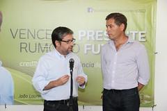 Marco António Costa em Santa Comba Dão