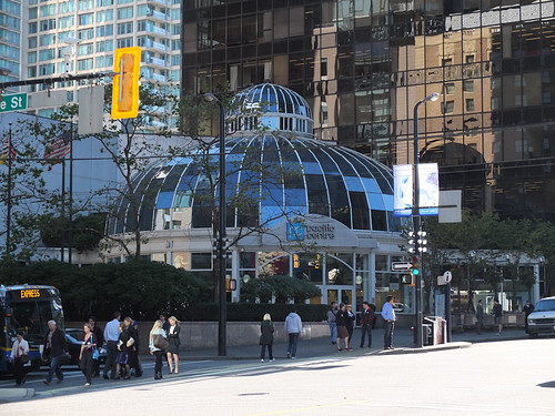 Pacific Centre Mall