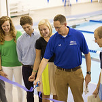 """<b>Aquatic Center Dedication of Service_100413_0134</b><br/> Photo by Zachary S. Stottler Luther College '15  <a href=""""http://farm8.static.flickr.com/7297/10095615485_42b4ec6089_o.jpg"""" title=""""High res"""">∝</a>"""