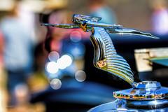 Unusual Duesenberg Radiator Mascot (dmentd) Tags: duesenberg radiatormascot