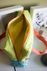 Bolsa/necessaire (rosinha_dos_limoes) Tags: handmade sew trabalhosmanuais necessaire